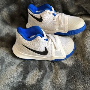 Toddler Kyrie Irving sneakers